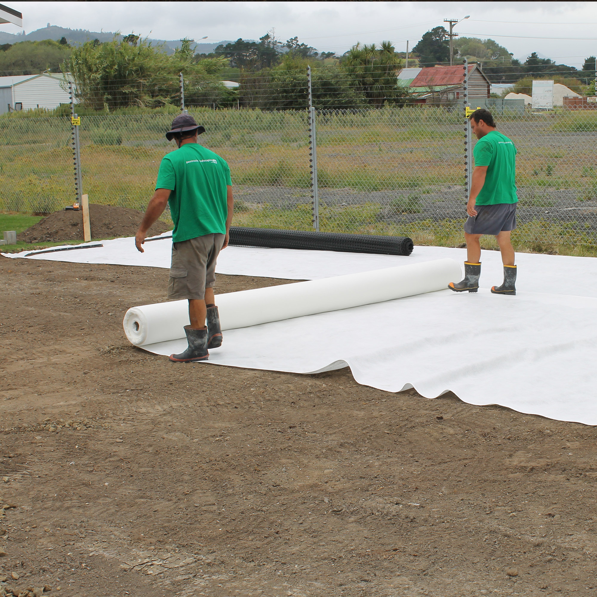 geotextile-roll